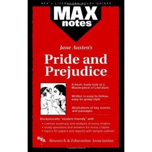 Pride and Prejudice (MaxNotes)
