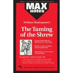 Taming of the Shrew (MaxNotes)