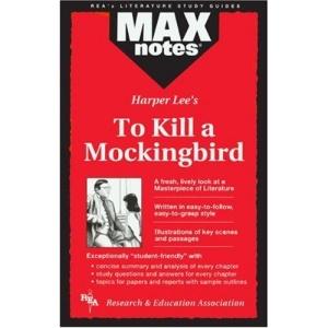 Harper Lee's To Kill a Mockingbird (MaxNotes)