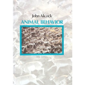 Animal Behaviour: An Evolutionary Approach