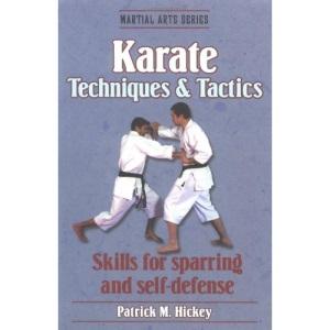 Karate Techniques and Tactics (Martial Arts)