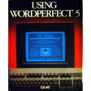 Using WordPerfect 5