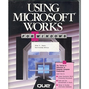 Using Microsoft WORD for Windows (Using Series)
