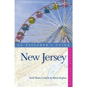 New Jersey: An Explorer's Guide (Explorer's Guide New Jersey)
