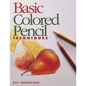 Basic Coloured Pencil Techniques