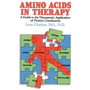 Amino Acids in Therapy