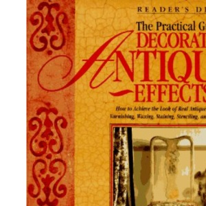 Practical Guide to Decorative Antique Effect