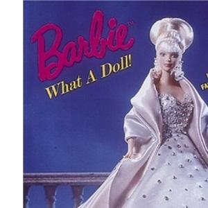 Barbie: What a Doll! (Tiny Folio)