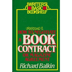 How to Understand and Negotiate a Book Contract