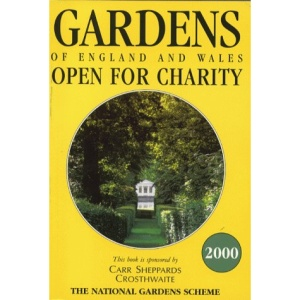 The Gardens of England and Wales (National Gardens Scheme)