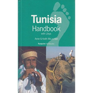 Tunisia Handbook: With Libya (Footprint Handbook)
