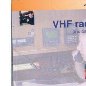 VHF Radio Including GMDSS