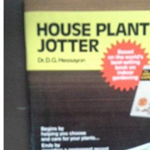 House Plant Jotter (Jotters)