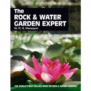 The Rock and Water Garden Expert (Expert books)