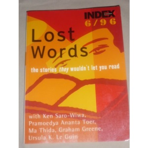 Lost Words (Index on Censorship)