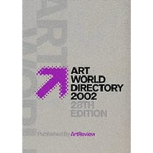 Art World Directory 2002