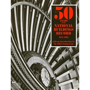 Fifty Years of the National Buildings Record, 1941-91