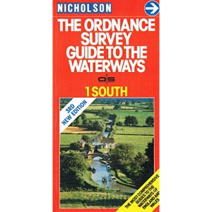 Ordnance Survey Guide to the Waterways: South Pt. 1 (Ordnance Survey Guides to the waterways)