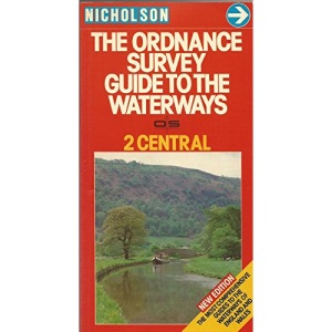 Central (Pt. 2) (Ordnance Survey Guides to the waterways)