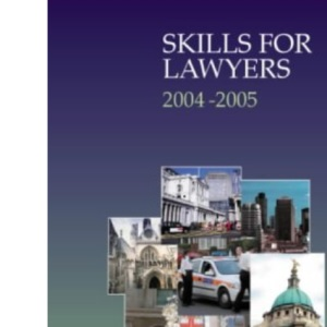 Skills for Lawyers (Lpc Guides)