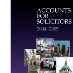 Accounts for Solicitors (Lpc Guides)