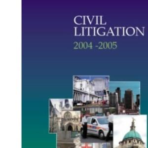 Civil Litigation (Lpc Guides)