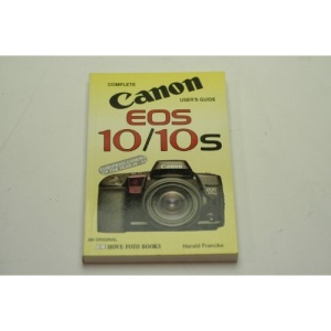 Canon EOS 10/EOS 10S (Hove User's Guide)