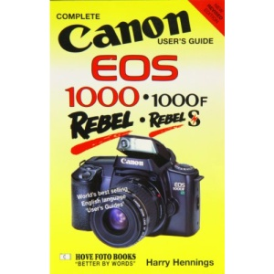 Canon EOS 1000 and EOS 1000F (Hove User's Guide)