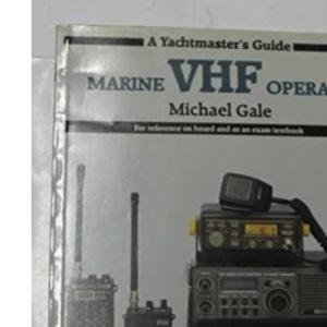 Marine VHF Operation