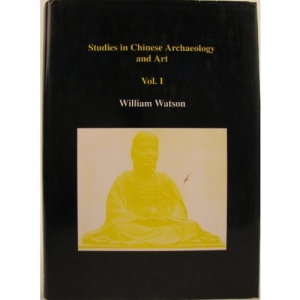 Studies in Chinese Archaeology and Art: v.1: Vol 1