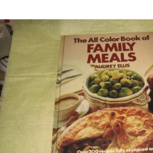 The All Color Book of Family Meals