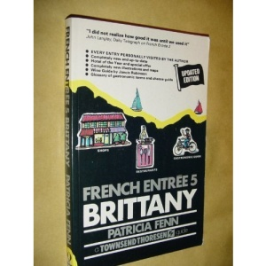French Entree: Brittany - Townsend Thoresen Guide No. 5