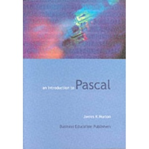 An Introduction to Pascal