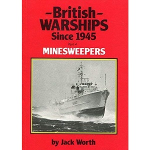 British Warships Since 1945: Minesweepers Pt. 4