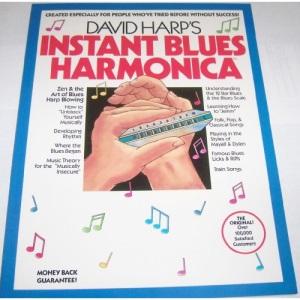 Instant Blues Harmonica
