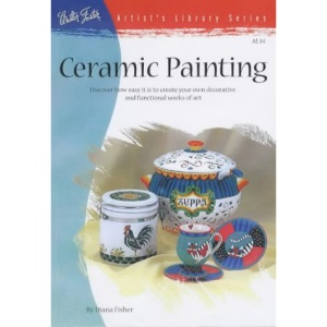 Ceramic Painting (Artist's Library)