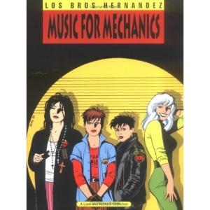Music for Mechanics (Love & rockets)