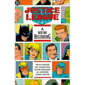 Justice League: A New Beginning (Justice League (DC Comics))
