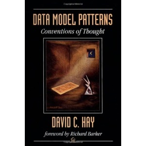 Data Model Patterns: Conventions of Thought, Hardback