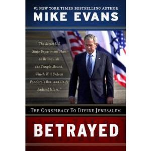Betrayed: The Conspiracy to Divide Jerusalem