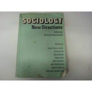 Sociology:New Directions