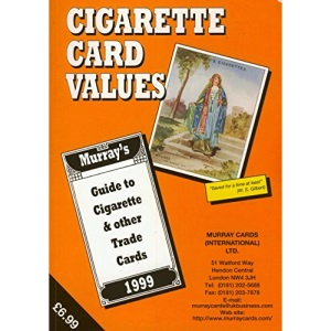 Cigarette Card Values