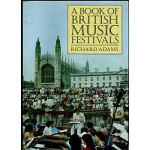 The Book of British Music Festivals