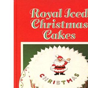 Royal Iced Christmas Cakes