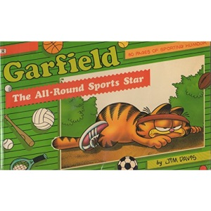Garfield the All Round Sports Star (Garfield Landscape Books)