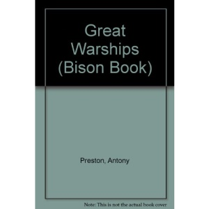 Great Warships (Bison Book)