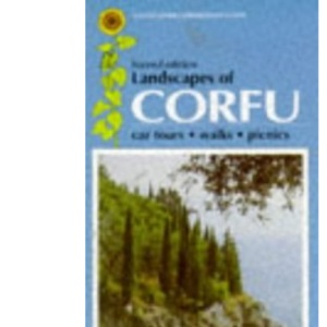 Landscapes of Corfu (Sunflower Countryside Guides)