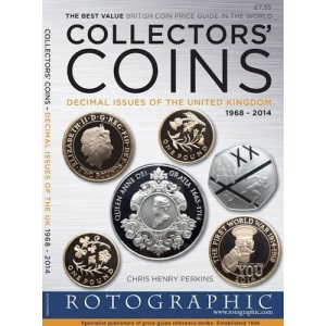 Collectors' Coins: Decimal Issues of the United Kingdom,1968 - 2014