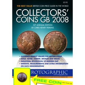 Collectors' Coins Great Britain 2008 (With Free Coin)