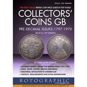 Collectors' Coins GB, Pre-decimal Issues 1797-1970